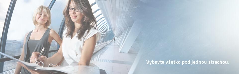 Žilina - Vybavte účtovníctvo pod jednou strechou